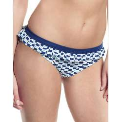 Figi Lucille 0067 Nautical Print Cleo