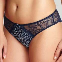 Brazyliany Jasmine Animal Navy Panache