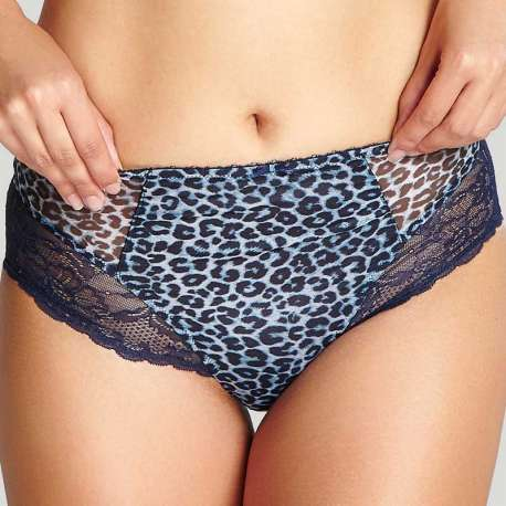 Figi Jasmine Animal Navy Panache